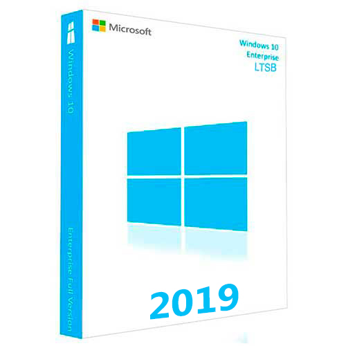 Microsoft Windows 10 Enterprise LTSB 2019